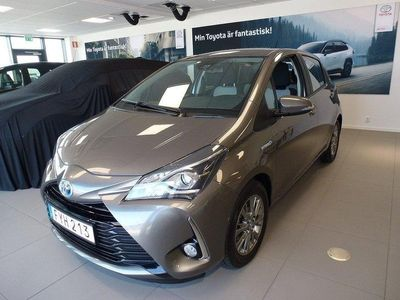 begagnad Toyota Yaris Hybrid 1.5 5-D ACTIVE COMFORT PA