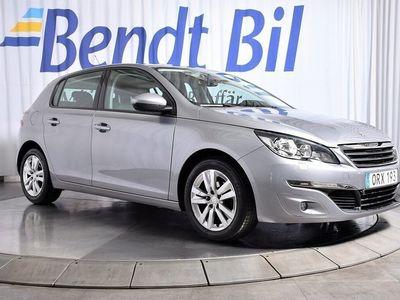 begagnad Peugeot 308 1.2 Active 110hk 2,95% Ränta