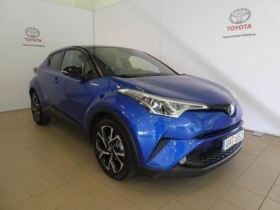used Toyota C-HR 1.8 ELHYBRID X-EDITION, SKINN, JBL, BI-TONE