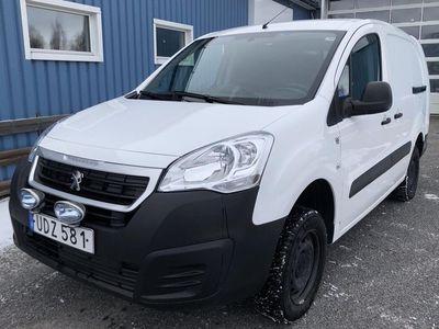 begagnad Peugeot Partner Skåpbil 1.6 BlueHDI 4X4 Skåp (100hk)