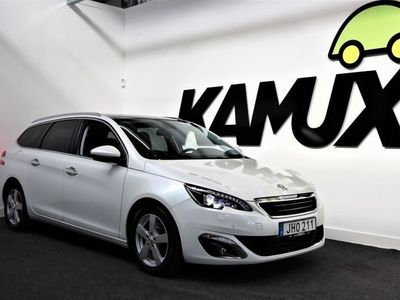 begagnad Peugeot 308 SW 1.6 BlueHDi Allure | Glastak |