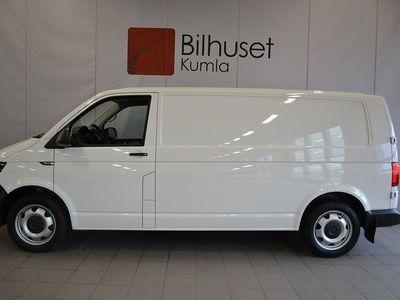 begagnad VW Transporter 2,0TDi 150hk 3400 DSG -17