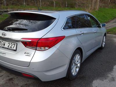 begagnad Hyundai i40 Sport 1.7 135 hk 2012