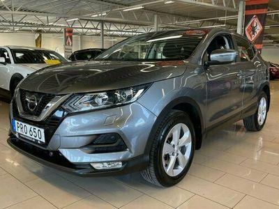 begagnad Nissan Qashqai 1.2 DIG-T XTRONIC-CVT 2018, SUV Pris 184 000 kr