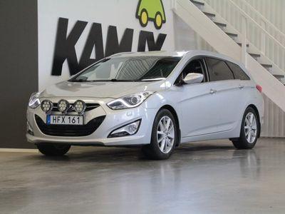 begagnad Hyundai i40 1.7 CRDi | AUT