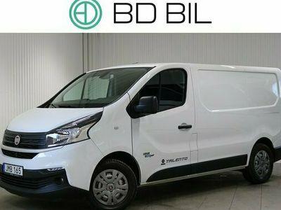 begagnad Fiat Talento 1.6 Ecojet DRAG D-VÄRM 2019, Transportbil Pris 199 900 kr
