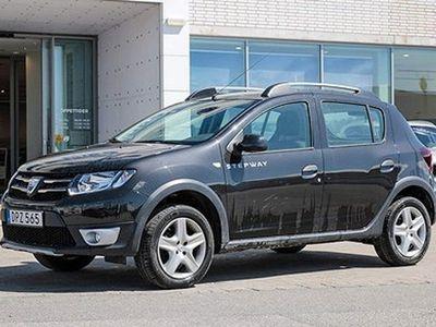 begagnad Dacia Sandero II 0.9 90hk Stepway Prestige