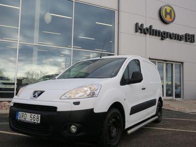 begagnad Peugeot Partner 1.6 HDi 90hk