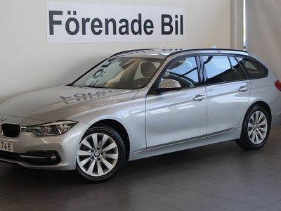used BMW 320 d xDrive Touring Sportline Aut Navi