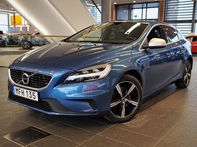 begagnad Volvo V40 T2 Business Adv R-Design
