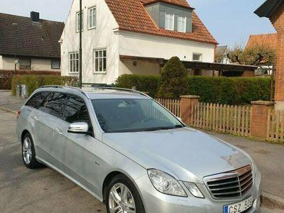 begagnad Mercedes E220 212 KCDI