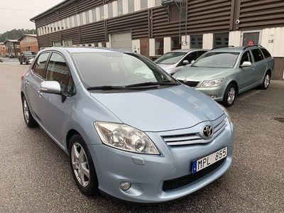 usado Toyota Auris 5-dörrar 1.4 D-4D 90hk Nyskick