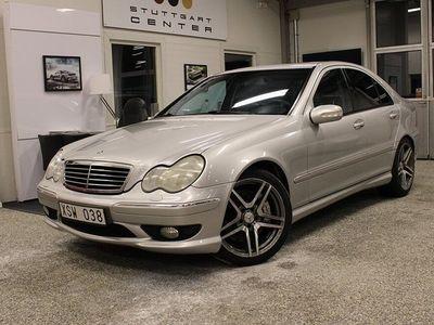 begagnad Mercedes C32 AMG AMG Kompressor 354hk