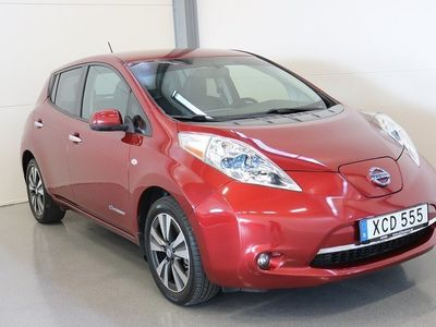 begagnad Nissan Leaf 24 kWh Single Speed 109hk Tekna