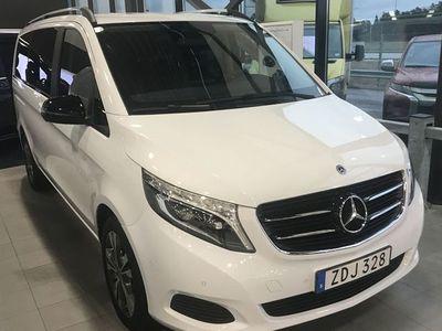 begagnad Mercedes V250 250 D AVANTGARDE EDITION LÅNG