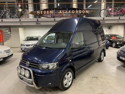 begagnad VW Transporter 2.0 TDI 4Motion High T