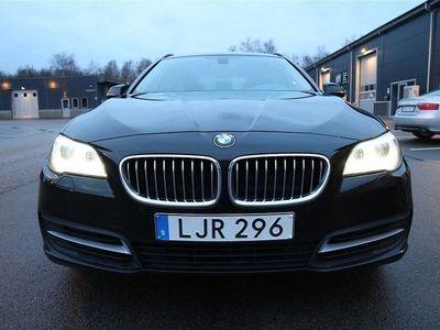 begagnad BMW 520 d Touring Steptronic 184hk
