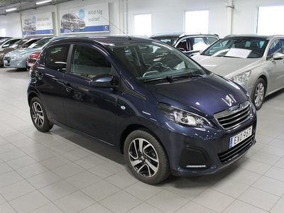 begagnad Peugeot 108 Just nu minst 20. för inbyte 2015, Halvkombi 99 900 kr