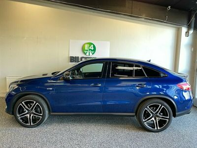 begagnad Mercedes GLE43 AMG AMG 4MATIC Coupé 9G-Tronic Sport Edition Euro 6 367hk