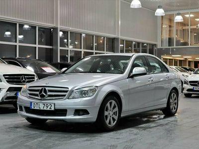 begagnad Mercedes C200 Kompressor Classic 184hk Xenon Drag
