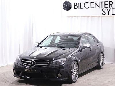 begagnad Mercedes C63 AMG C-KlassAMG