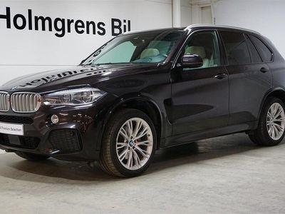begagnad BMW X5 xDrive40d Värmare Panorama Komfortstol