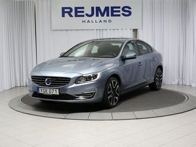 begagnad Volvo S60 D4 Business Advanced Dynamic