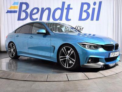 begagnad BMW 430 Gran Coupé i M Sport Mkt Utrustning