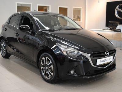 begagnad Mazda 2 1.5 90 hk 5man Vision