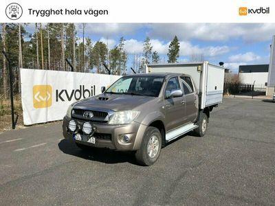 begagnad Toyota HiLux 2.5 D-4D 4WD 2009, Pickup Pris 50 000 kr