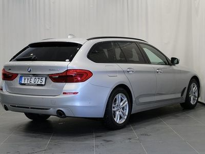begagnad BMW 520 dA xDrive Touring Dragkrok, Navigation, Vinterhjul