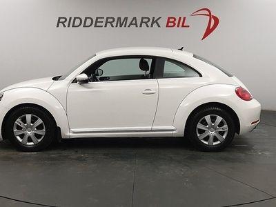 begagnad VW Beetle 1.2 TSI (105hk) Design Plus