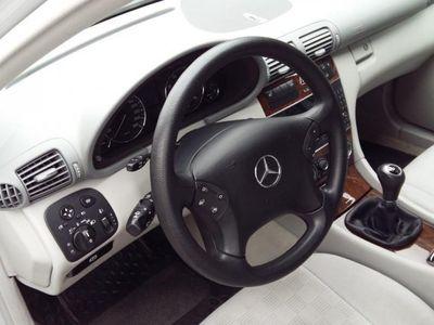 begagnad Mercedes C180 Kompressor, koi, 1 ägare, dragkrok -07