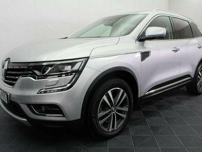 begagnad Renault Koleos 2.0 dCi 4WD Intense A Drag Navi Kamera