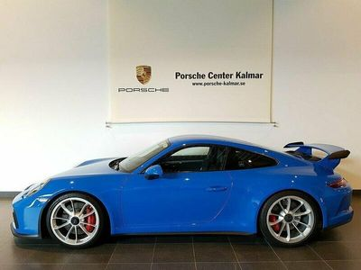 begagnad Porsche 911 GT3 991Unik Pts Arrow Blue.