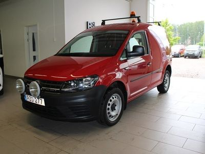 begagnad VW Caddy Skåpbil 2.0 TDI Skåp 4MOTION (122hk)