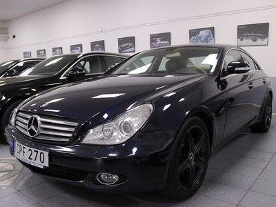 begagnad Mercedes CLS350