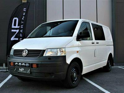 begagnad VW Transporter Kombi 2.0 115HK CNG Comfort 15 500MIL
