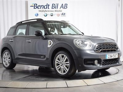 begagnad Mini Cooper Countryman SE Essential Plus Navi PHEV
