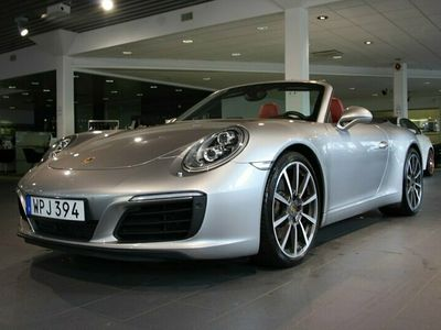 begagnad Porsche 911 Carrera S Cabriolet 991.2