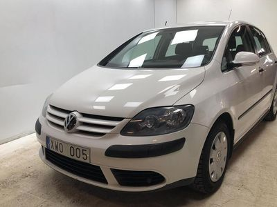 begagnad VW Golf A5 Plus 2.0 TDI