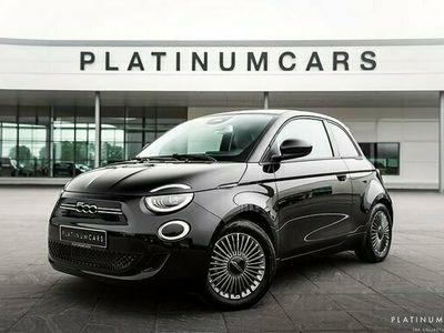 begagnad Fiat 500e Icon 320km Räckvidd NYBIL LEASEBAR 2021, Halvkombi Pris 348 000 kr