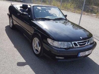 used Saab 9-3 Cabriolet 2.0 T SE 150hk