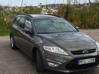 begagnad Ford Mondeo Kombi 1.6 Tdci med låga mil. -13