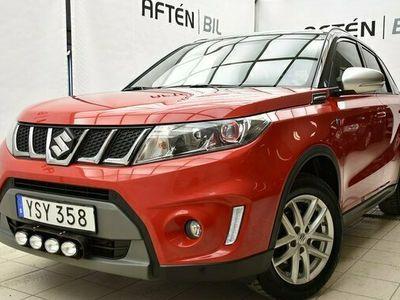 begagnad Suzuki Vitara S 1.4 AllGrip 4WD Aut V-Hjul M-Värmare 2018, SUV Pris 179 800 kr