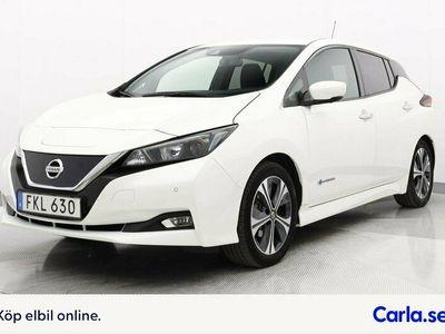 begagnad Nissan Leaf 40 kWh 149hk N-Connecta