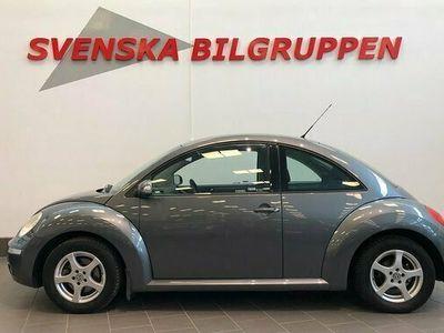 begagnad VW Beetle New1.6 Comfort Ac Aux 2007, Halvkombi Pris 49 900 kr