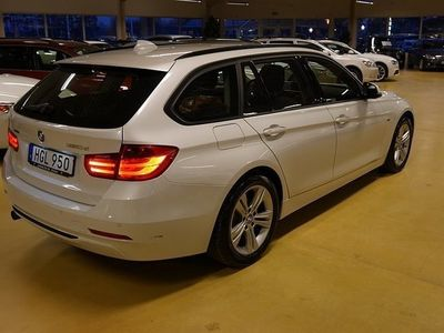 begagnad BMW 320 D xDrive Touring Sportline 2015, Kombi 239 000 kr
