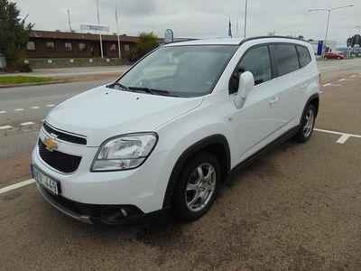 begagnad Chevrolet Orlando 2.0 TD VCDi Hydra-Matic 7-sits 163hk