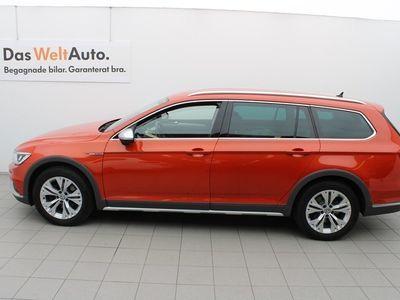 begagnad VW Passat Alltrack TDI 190 DSG/Drag/P-värmare/Executive